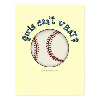 Béisbol-Cielo Tarjetas Postales