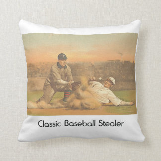 Béisbol clásico SUPERIOR Cojín Decorativo