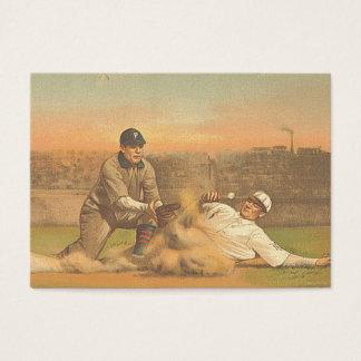 Béisbol clásico SUPERIOR Tarjeta De Negocios
