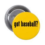 ¿béisbol conseguido? pins