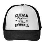 Béisbol cubano gorra