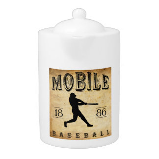 Béisbol de Alabama de 1886 móviles