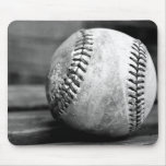 Béisbol de B&W Tapetes De Raton