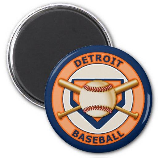 Béisbol de Detroit Imán