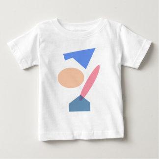 Béisbol de encargo del color de fondo t shirt