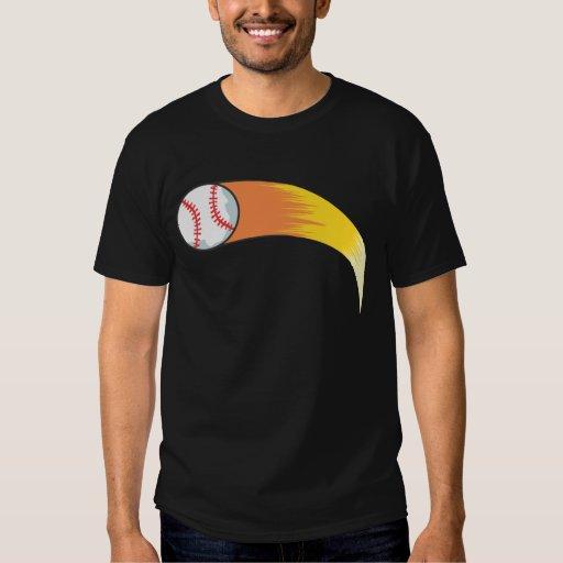 Béisbol de enfoque playera