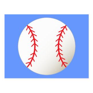 Béisbol de la diversión postal