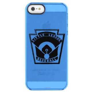 Béisbol de la liga pequeña funda clearly™ deflector para iPhone 5 de uncommon