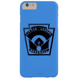 Béisbol de la liga pequeña funda de iPhone 6 plus barely there