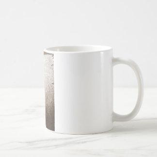 Béisbol de la sepia tazas de café