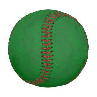 Béisbol de la textura del verde de hierba