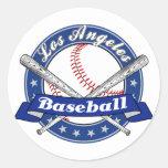 Béisbol de Los Ángeles Etiquetas
