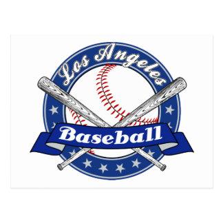 Béisbol de Los Ángeles Postales