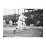 Béisbol de los Pittsburgh Pirates de Raymond de lo Impresión En Lienzo Estirada