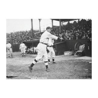 Béisbol de los Pittsburgh Pirates de Raymond de lo Lienzo Envuelto Para Galerias