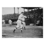 Béisbol de los Pittsburgh Pirates de Raymond de lo Póster