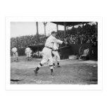 Béisbol de los Pittsburgh Pirates de Raymond de Postales