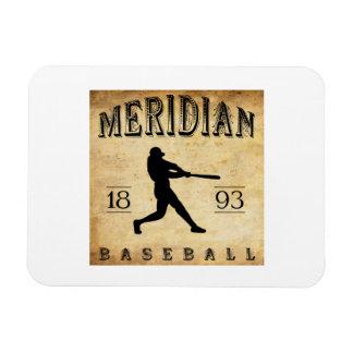 Béisbol de Mississippi de 1893 meridianos Iman