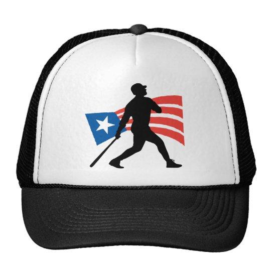 Béisbol de Puerto Rico Gorras