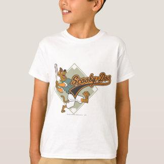 Béisbol de Scooby Doo Playera