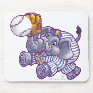 Béisbol de WAL Mouse Pads