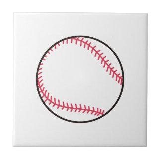 Béisbol del Applique Azulejo Cuadrado Pequeño