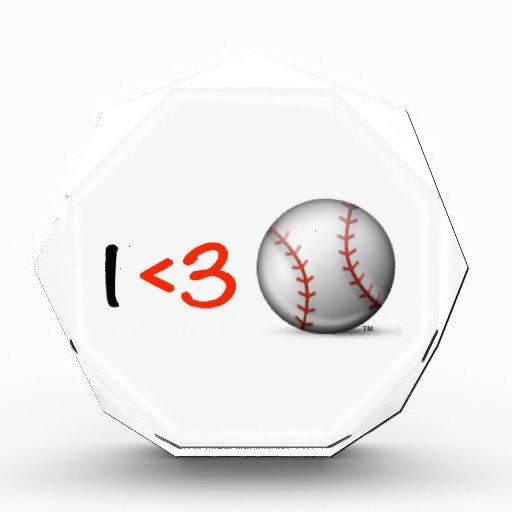 Béisbol del corazón I y del amor