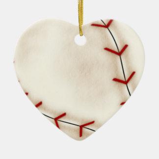 Béisbol del navidad ornamento de reyes magos