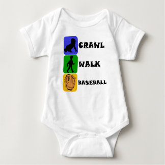 Béisbol del paseo del arrastre t-shirts