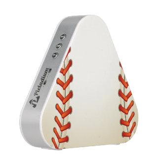 Béisbol del vector altavoz bluetooth