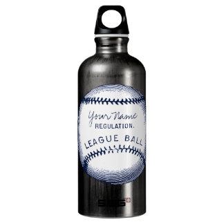 Béisbol del vintage, bola personalizada