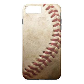 Béisbol del vintage funda iPhone 7 plus