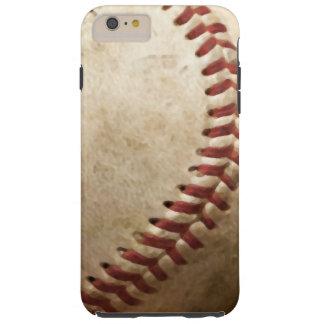 Béisbol del vintage funda resistente iPhone 6 plus