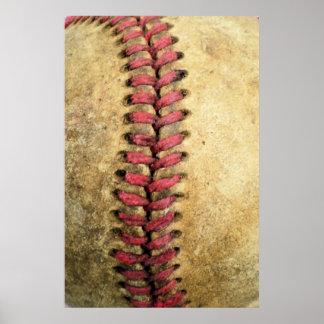 Béisbol del vintage posters