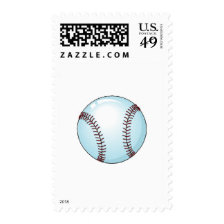 Béisbol (detallado) sellos