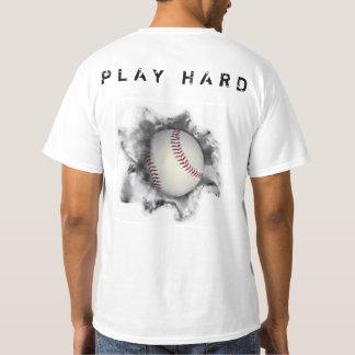 béisbol divertido playera