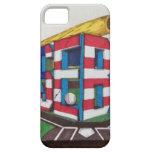 Béisbol - el juego AMERICANO iPhone 5 Cobertura