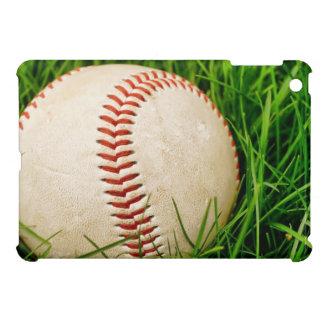 Béisbol en la hierba alta del verano
