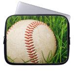 Béisbol en la hierba fundas portátiles
