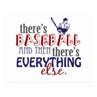 béisbol entonces eleverything postal
