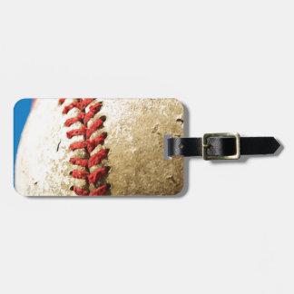 Béisbol Etiqueta De Equipaje