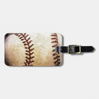 Béisbol Etiqueta Para Maleta