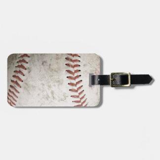 Béisbol Etiquetas De Equipaje