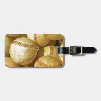 Béisbol Etiquetas Para Maletas