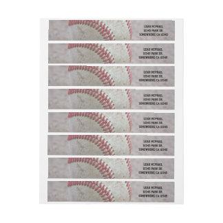 Béisbol Etiquetas Postales