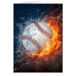 Béisbol extremo tarjetas