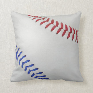 Béisbol Fan-tastic_Color Laces_All-American Cojin