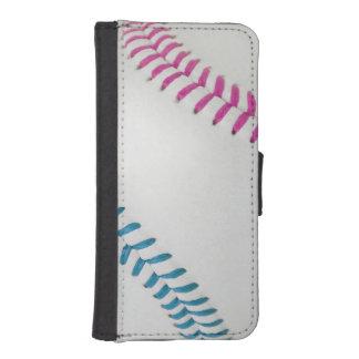 Béisbol Fan-tastic_Color Laces_fu_tl Funda Tipo Billetera Para iPhone 5