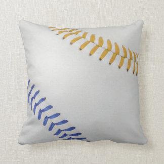 Béisbol Fan-tastic_Color Laces_go_bl Cojin