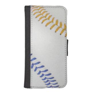 Béisbol Fan-tastic_Color Laces_go_bl Funda Tipo Billetera Para iPhone 5